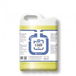 Fregasuelos maquinaria 5L Desinfectante HA