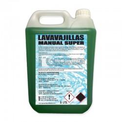 Lavavajillas concentrado manual 5L