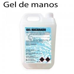 copy of Gel hidroalcohólico higienizante Hydrogel 5L