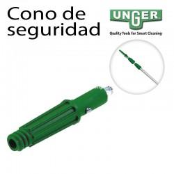 Cono de seguridad para tubos telescópicos Unger